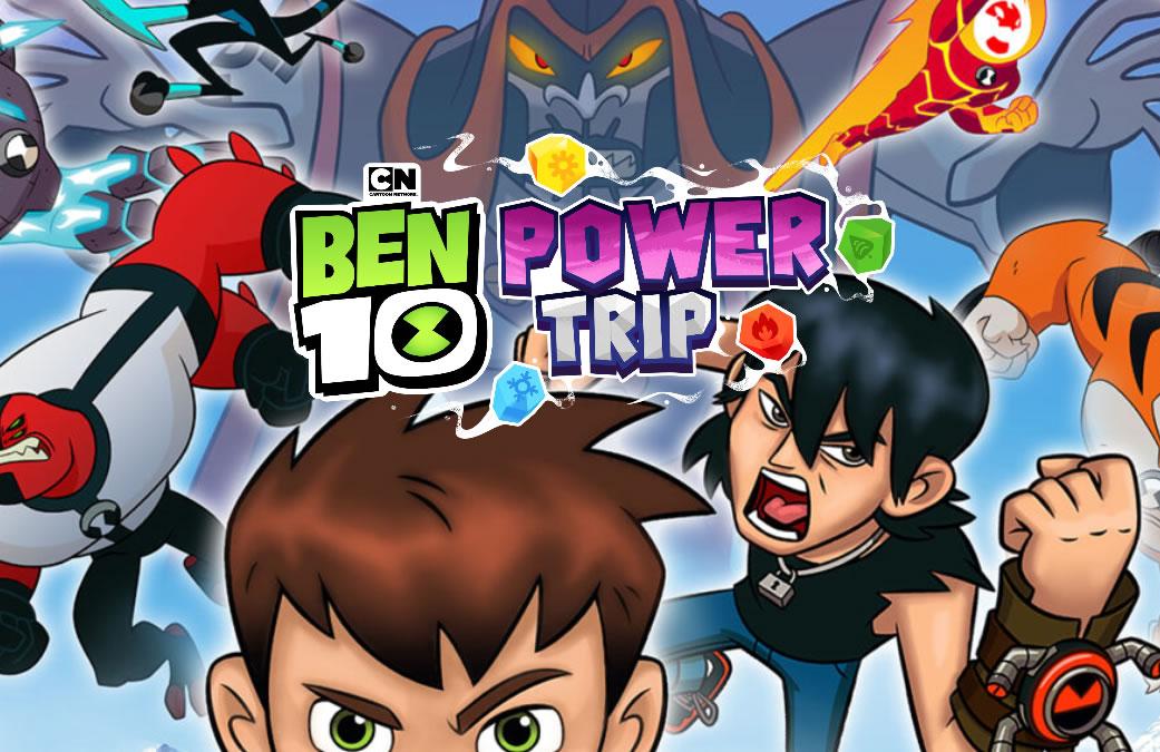 Ben 10: Power Trip Trophäen Trophies Leitfaden und Tipps