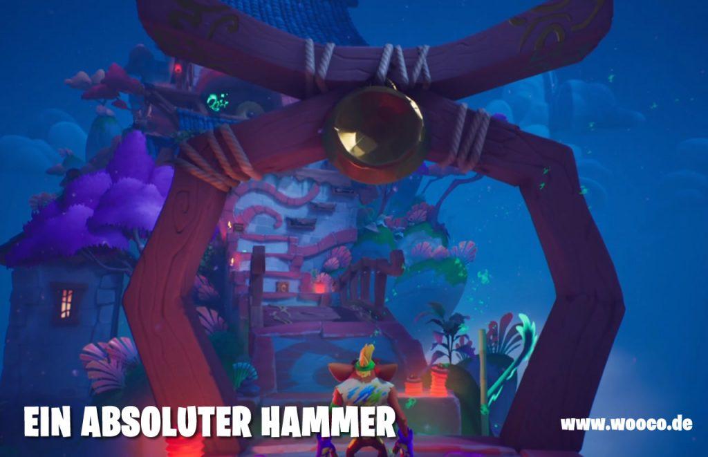 Crash Bandicoot 4 Ein absoluter Hammer