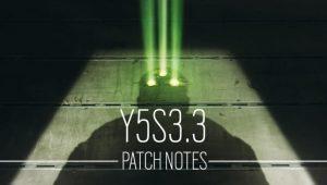 R6Siege Update 1.96