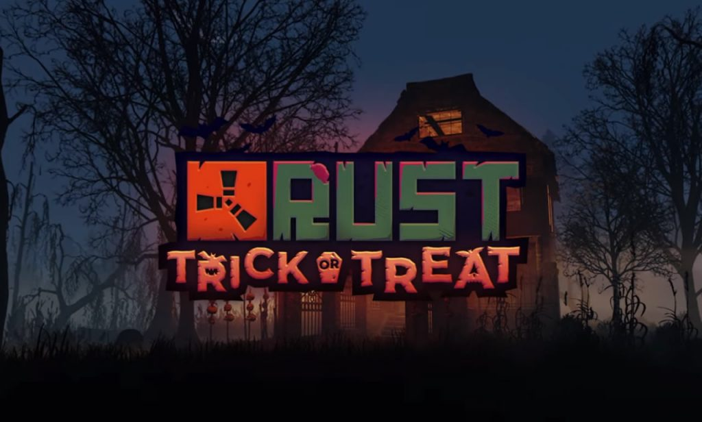Rust Trick or Treat