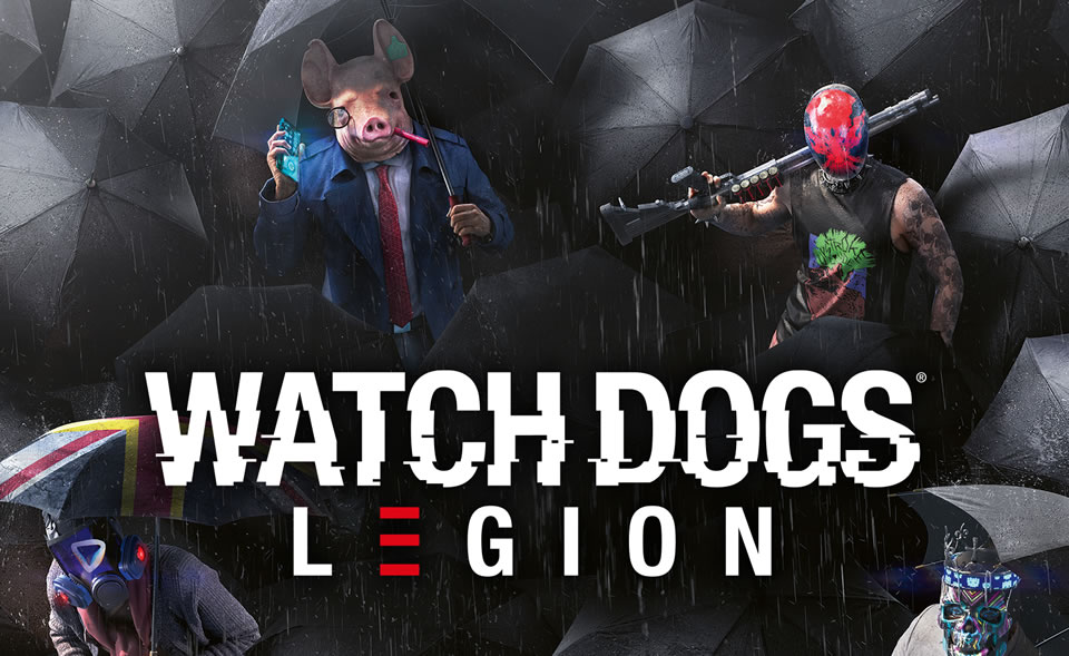 Watch Dogs Legion 1.05