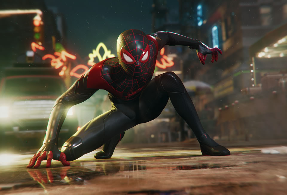 Spider-Man: Miles Morales – Audio-Samples Fundorte – Tiefe Einschnitte