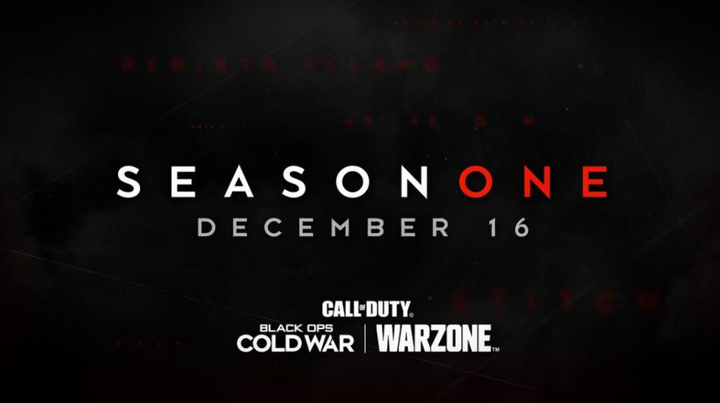 Black Ops Cold War 1.07