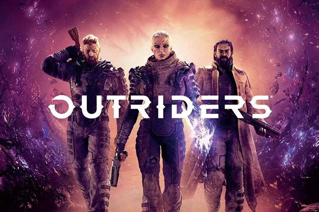 Outriders Release