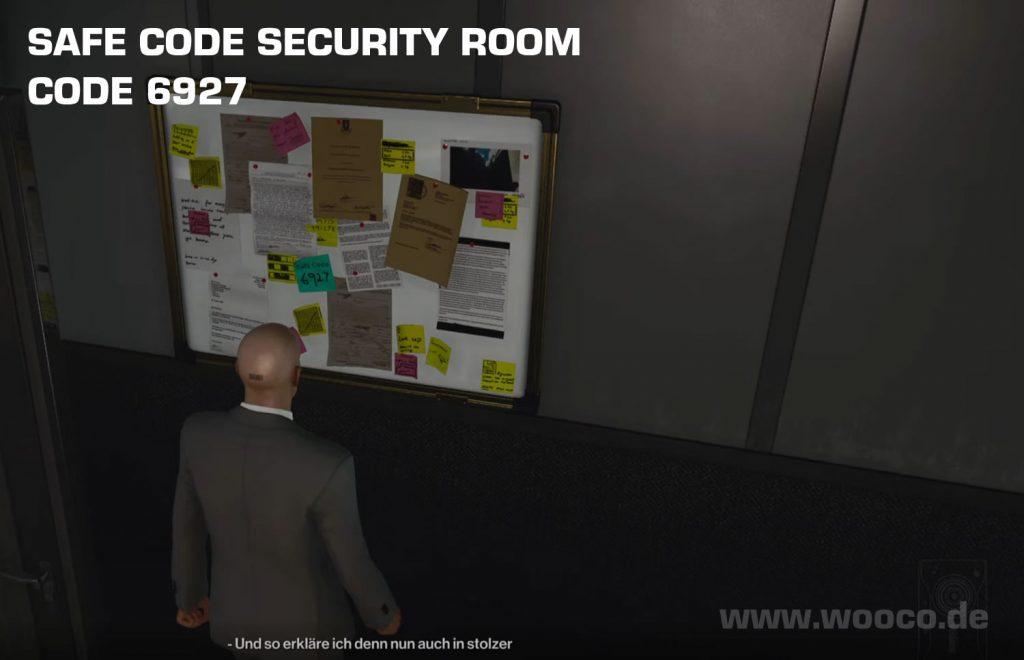 Hitman 3 Safe Code Dubai 01
