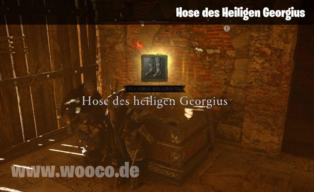Hose Georgius Saefern Map ACV