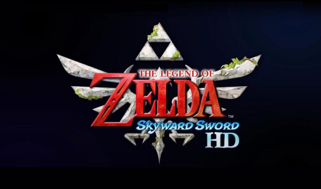 Zelda Skyward Sword Banner