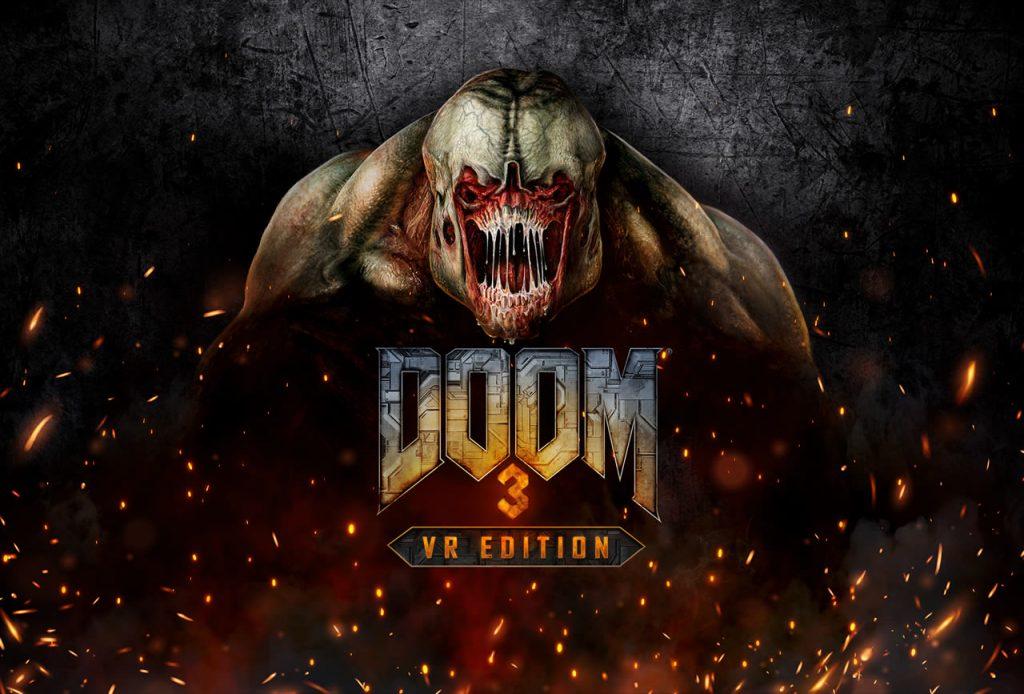 DOOM 3 VR Cover