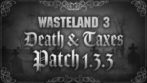 Wasteland 3 Update 1.15
