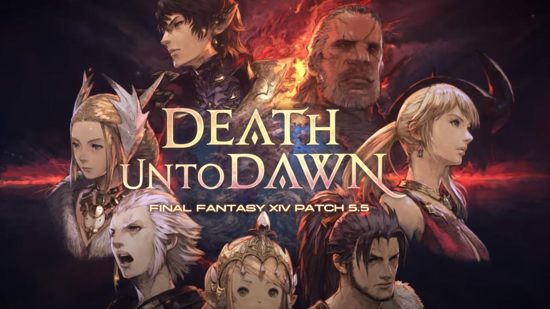 Final Fantasy XIV Update 8.90 Patch Notes 5.5 vom 13. April