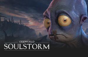 Oddworld Soulstorm Banner