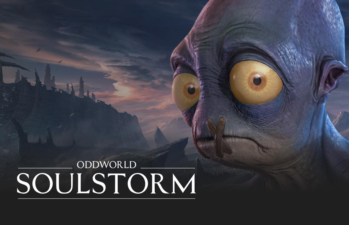 Oddworld Soulstorm Patch 1.07 – Update vom 14. April