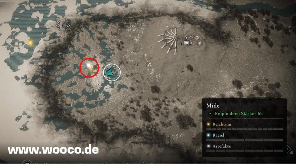 ACV Druiden Einzige Schlange finden