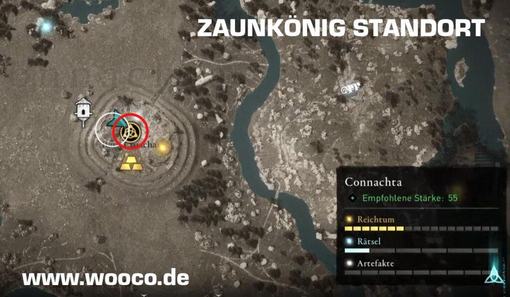 ACV Zaunkönig Standort