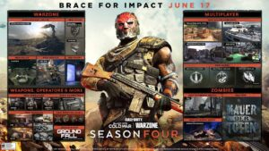 BOCW Warzone Season 4