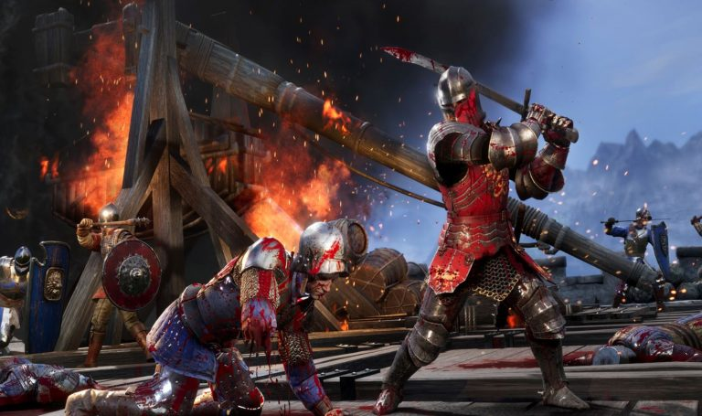 Chivalry 2 patch 1.005