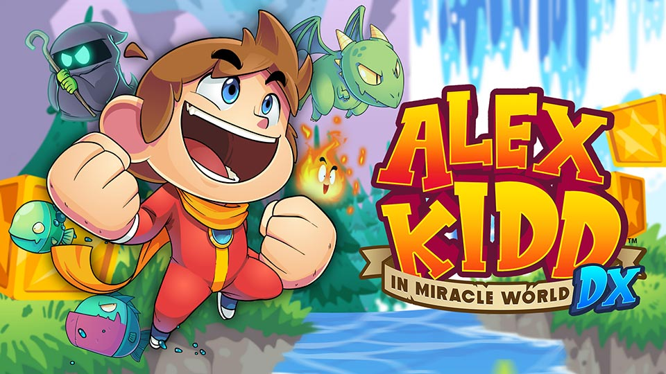 Alex Kidd Release