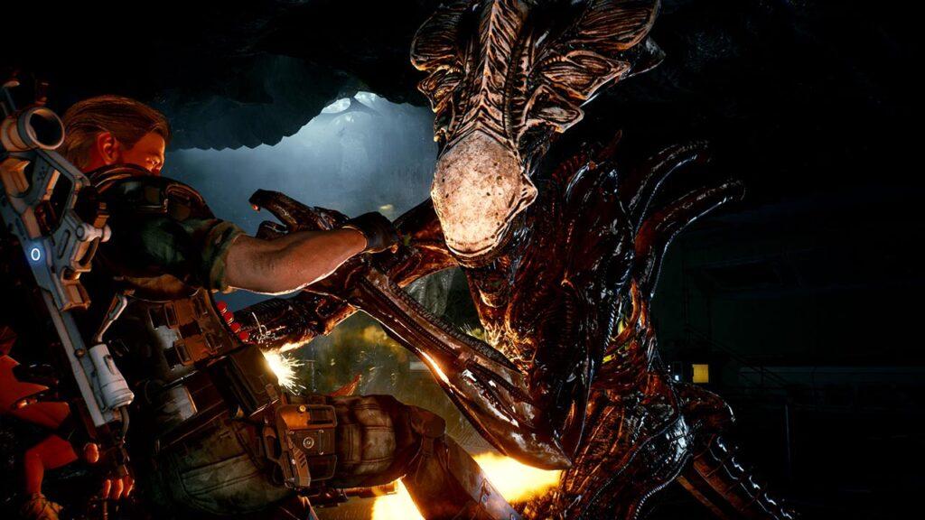 Aliens Fireteam Update