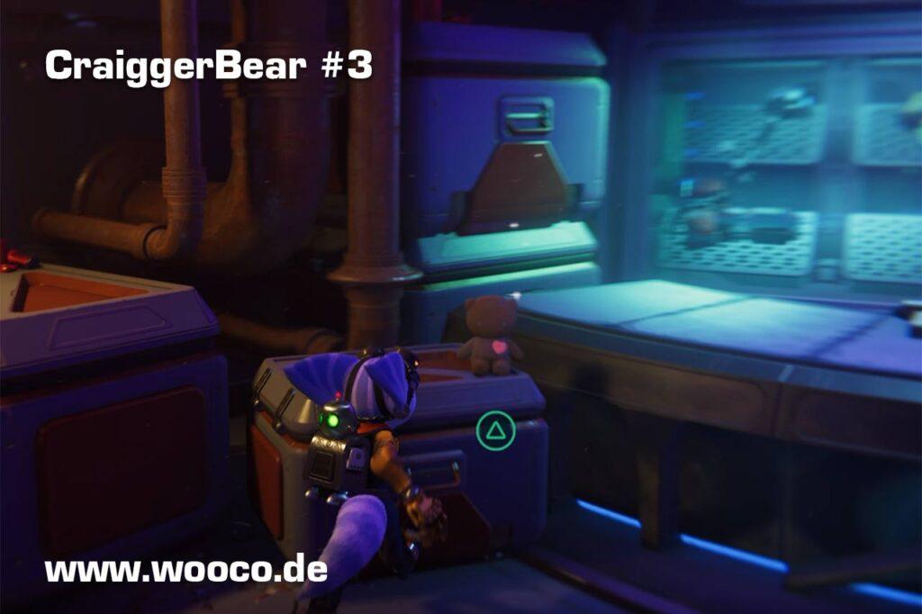 CraiggerBear 3 Map Scarstu