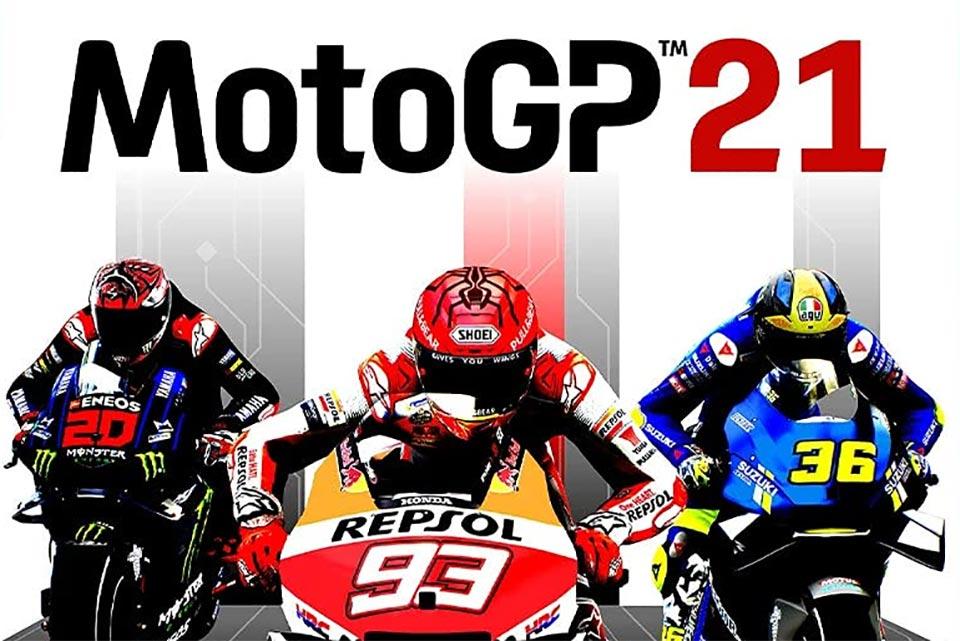 MotoGP21 Update 1.10