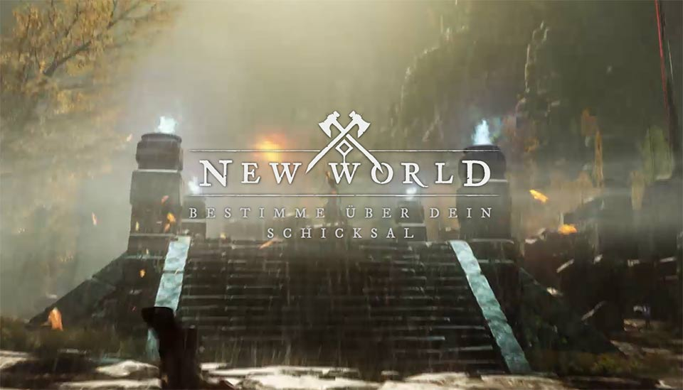 New World Release