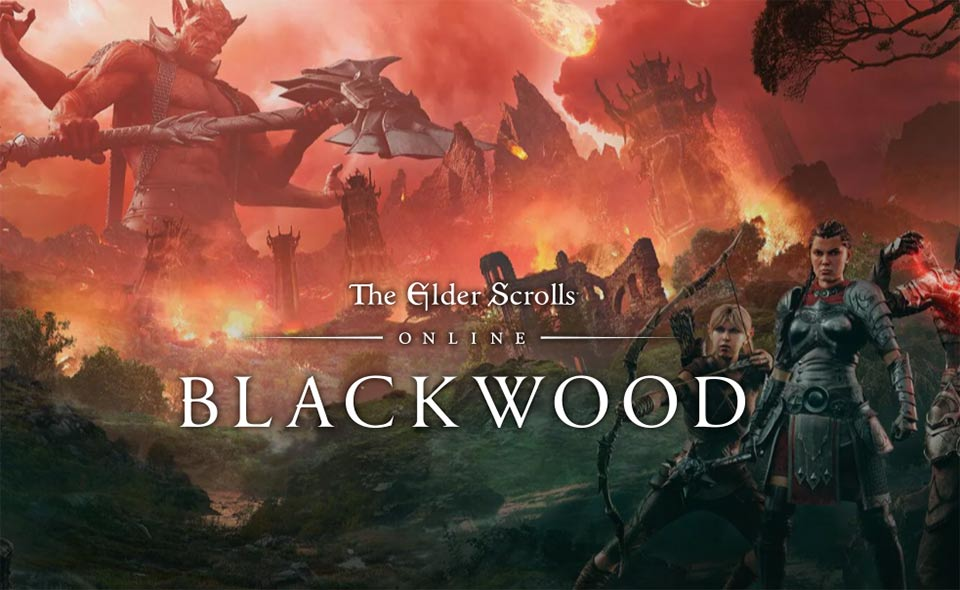 TESO Blackwood Update Patch Notes