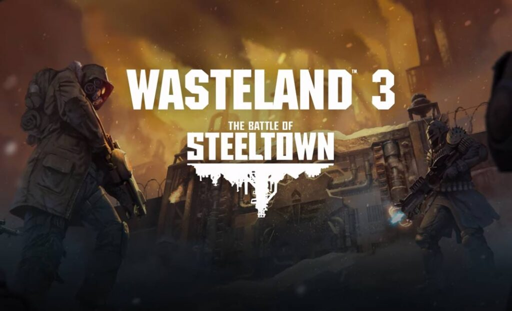 Wasteland 3 Patch 1.17
