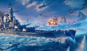 World of Warships 1.61