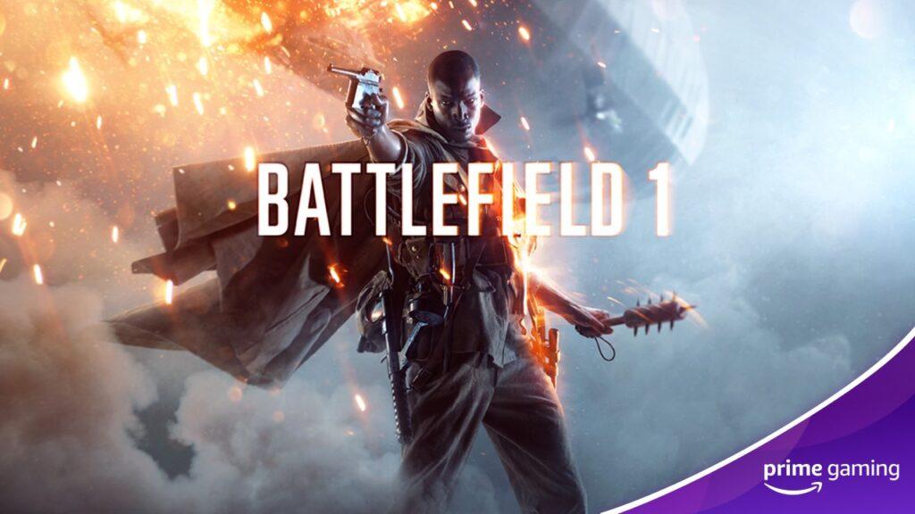 Battlefield v Gratis Amazon Prime