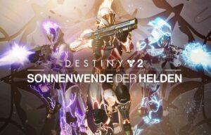 Destiny 2 Sonnenwende