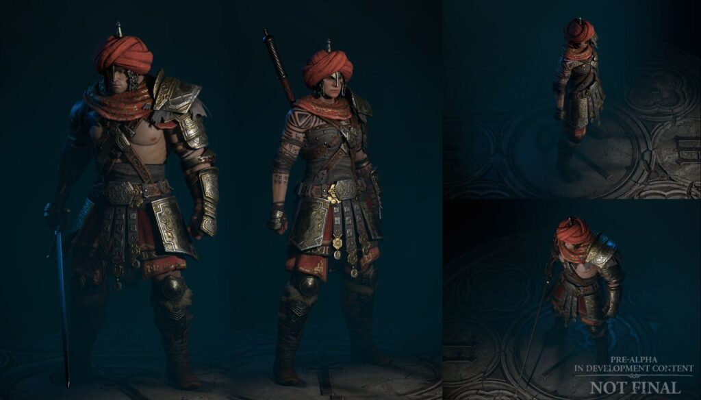 Diablo IV Artwork Juni 2021