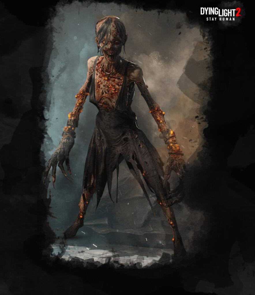 Banshee Dying Light 2