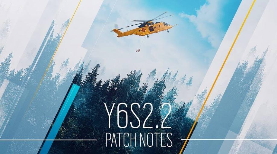 R6S Update 2.09