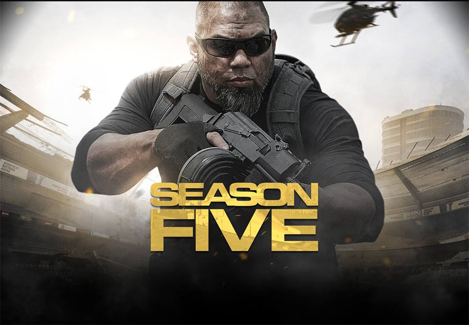 Black Ops Cold War Season 5 Waffen