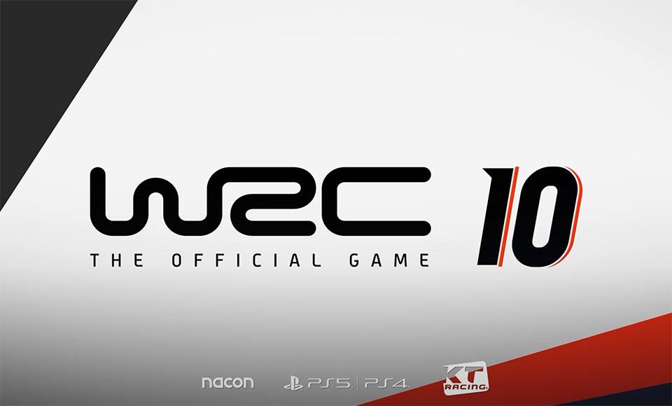 WRC 10 Update News
