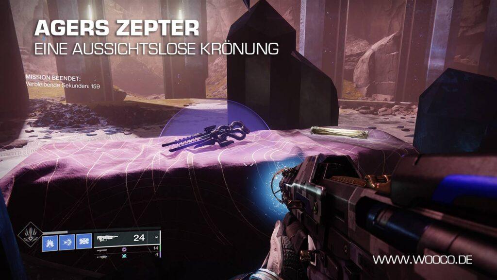 Agers Zepter Destiny 2