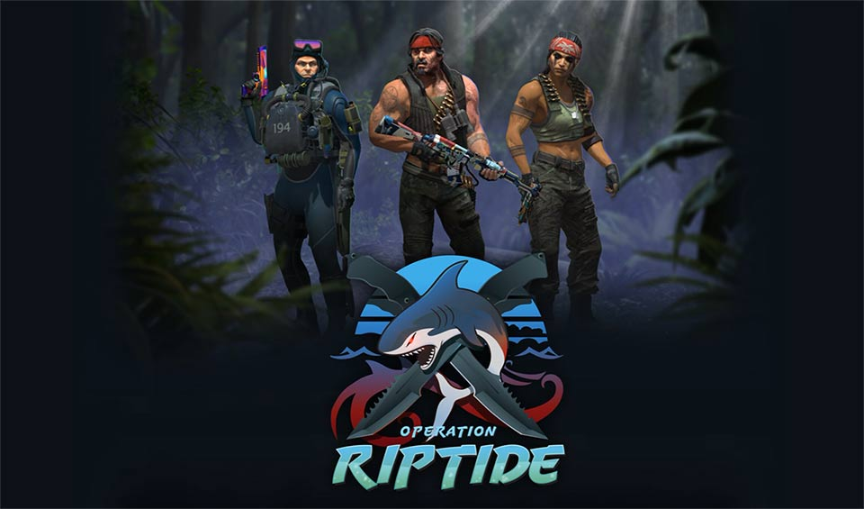 CS GO Operation Riptide Pacthnotizen