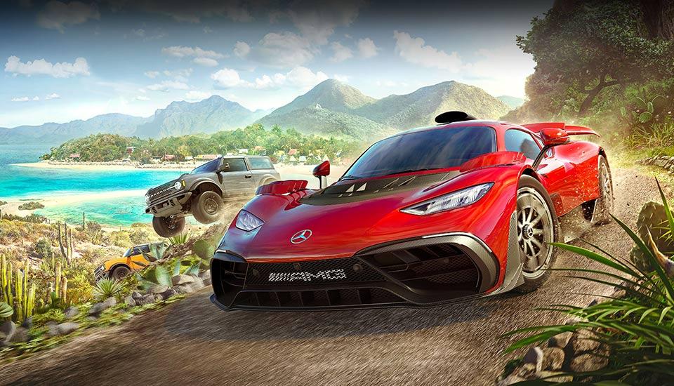 Forza Horizon 5 PC Anforderungen