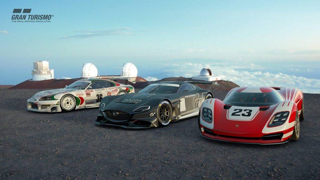 GT7 Bonus Fahrzeuge