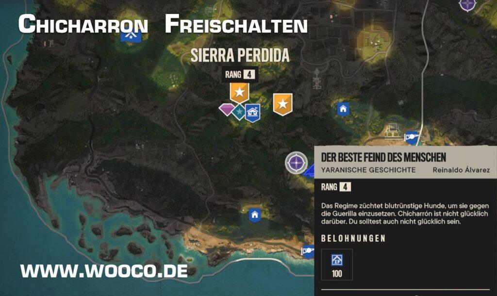 Chiarron Fundort FC6
