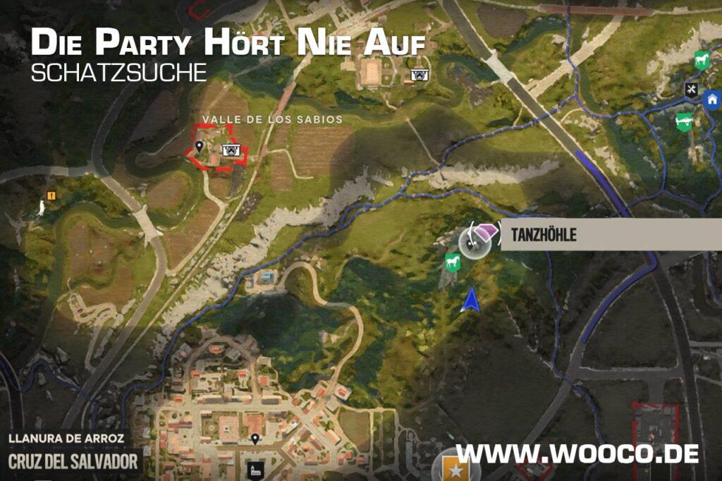 Party Hört Nie Auf FC6